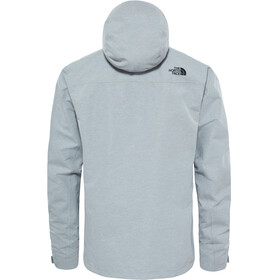 The North Face M's Dryzzle Jacket TNF Light Grey Heather